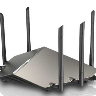 D-Link DIR-X6060 AX6000 Mbps Gigabit Dual-Band Wi-Fi 6 Router-Best Router of Electrovibe