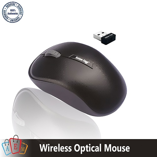 Value-Top VT-250W Wireless Optical Mouse with Battery 4