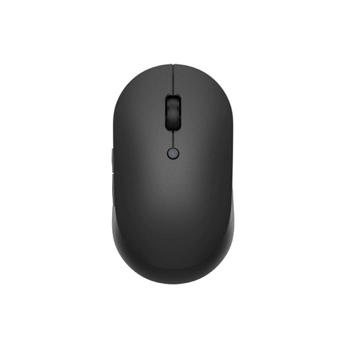 Xiaomi Mi Dual Mode Wireless Mouse Silent Edition Black 1-Best Mouse of Electrovibe