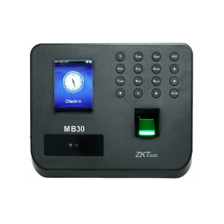 ZKTeco MB30 Face + Mult-Biometric T&A and Access Control Terminal