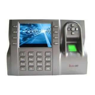 ZKTeco iClock580 Biometric Time Attendance System with RFID