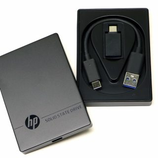 HP PORTABLE SSD P600 1TB- Best SSD of electrovibe