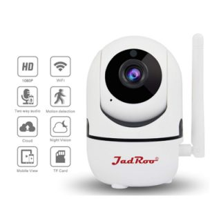 Jadroo Auto Tracking Home IP Camera-2 Megapixel - Best CCTV of Electrovibe